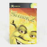 Shrek 2 Original Xbox Manual