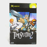 Timesplitters 2 Original Xbox Manual