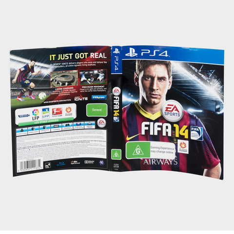 Ea Sports - Fifa 14 Playstation 4 (Ps4) Game Sleeve