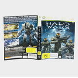 Halo Wars Xbox 360 Game Sleeve