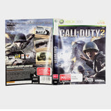 Call Of Duty 2 Xbox 360 Game Sleeve