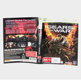 Gears Of War Xbox 360 Game Sleeve