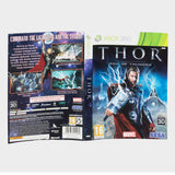 Thor - God Of Thunder Xbox 360 Game Sleeve