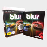 Blur Game Playstation 3 | Second Potion Australia