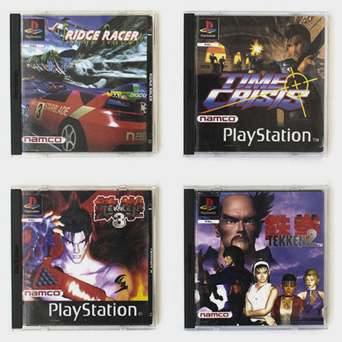 Sony Playstation 1 Games Drink Coasters Pt1 | Offical Playstation