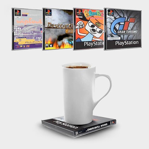 Sony Playstation 1 Games Drink Coasters Pt2 | Offical Playstation