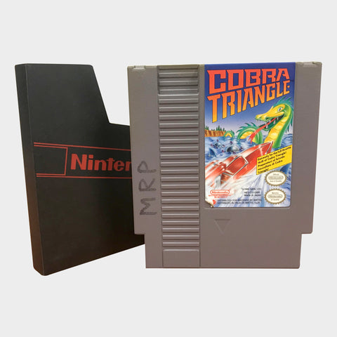 Cobra Triangle Game NES | Second Potion Australia