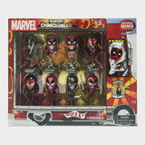 Deadpool Original Mini Set (8pc) / Official Marvel SDCC Exclusive | Australia