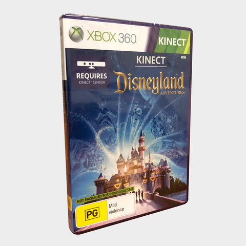 Disneyland Adventures Kinect Game Xbox 360 | Second Potion Australia