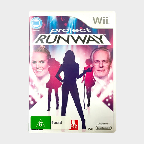Project Runway Game Wii | Second Potion Australia
