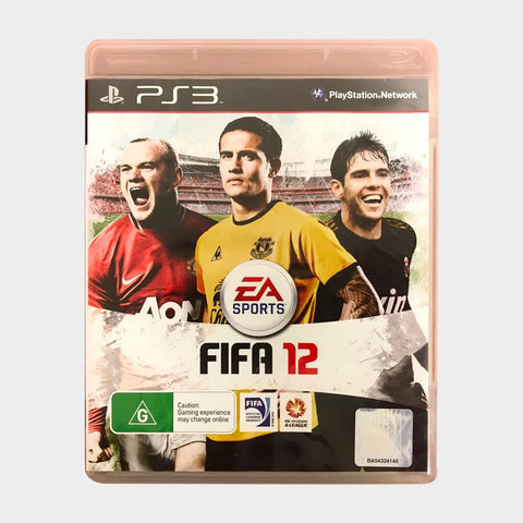 Fifa Soccer 12 Playstation 3 | Second Potion Australia