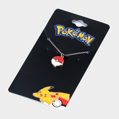 Pokeball Small Pendant Necklace / Pokemon