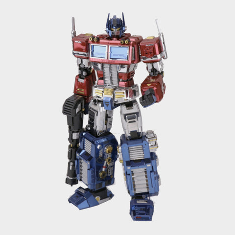 Transformers Generation 1 (One) Optimus Prime 3D Model | Australia