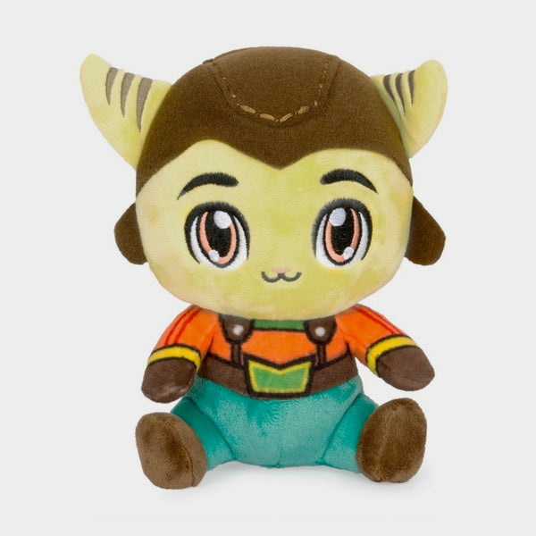 Ratchet and Clank Game Series Ratchet Plush Classic | SP Australia