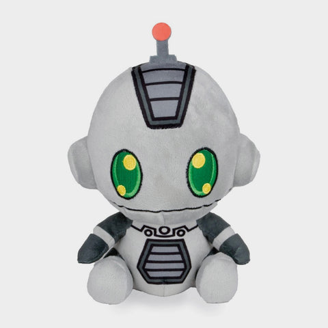 Ratchet and Clank Game Series Stubbins Robot Plush Classic | SP Australia