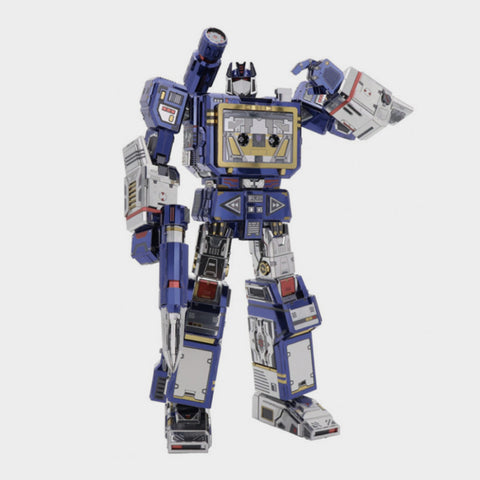Transformers Generation 1 (One) Soundwave 3D Model | Australia