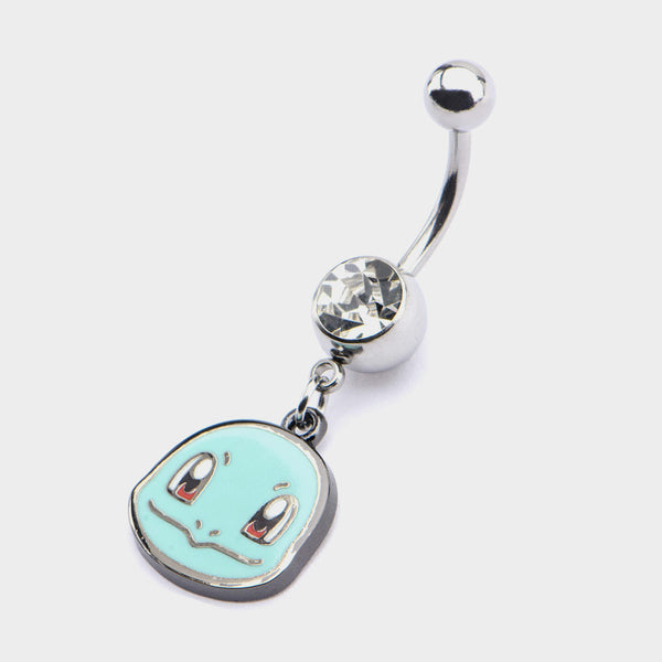 Dangling Squirtle Navel Jewellery (14G 7/16) / Pokemon