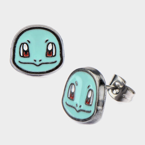 Squirtle Earrings / Pokemon