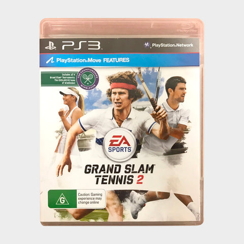 Grand Slam 2 Playstation 3 | Second Potion Australia