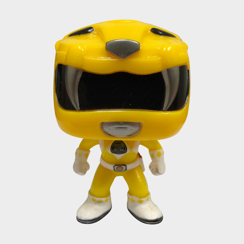 Yellow Power Ranger Funko Pop! Vinyl Figure #362 | SP Australia