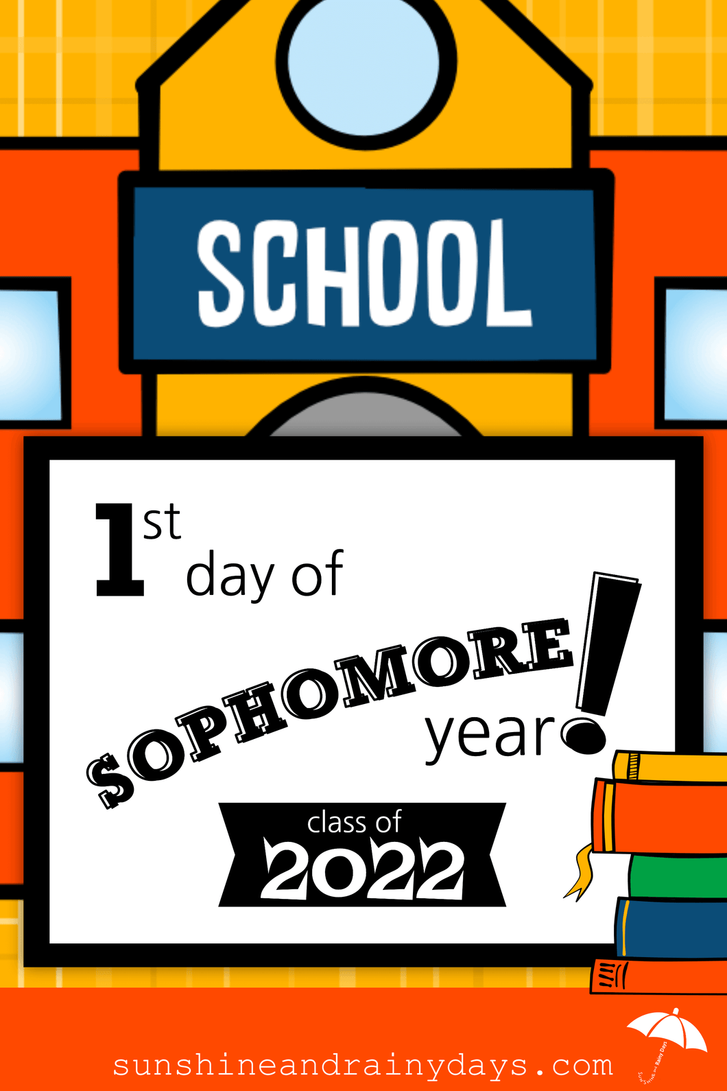 First Day Of Sophomore Year (PDF)