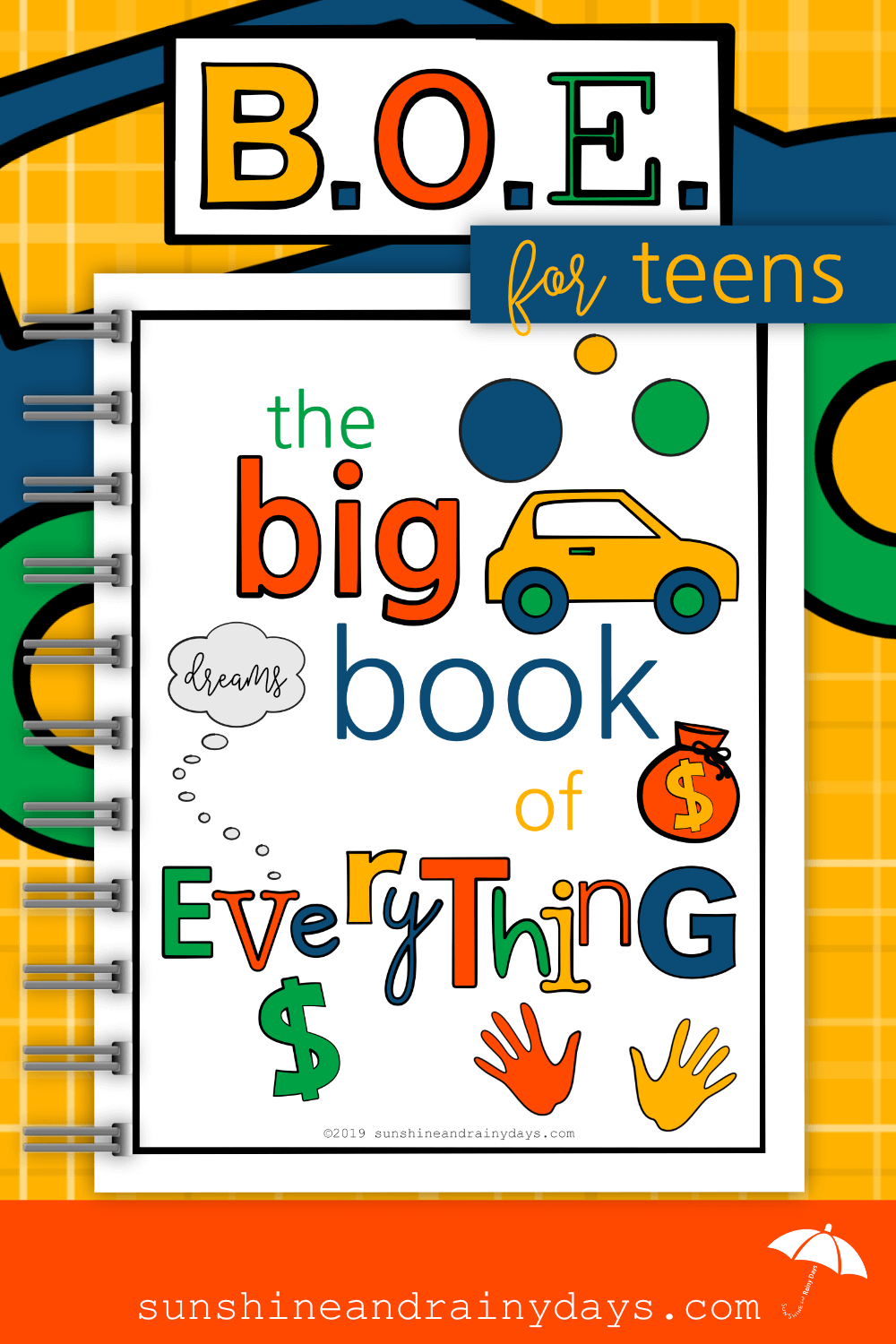 The Big Book Of Everything For Teens (PDF)
