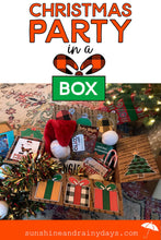 Christmas Party In A Box Printable Set (PDF)