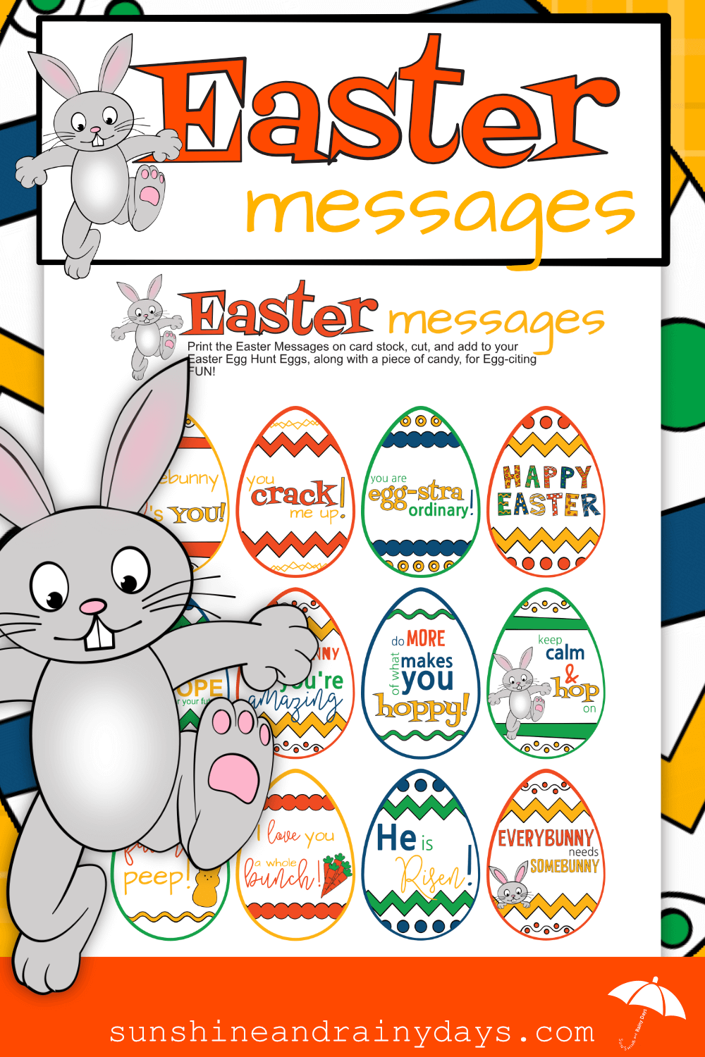 Easter Messages - PDF