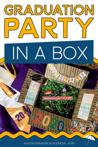 Graduation Party In A Box (PDF)