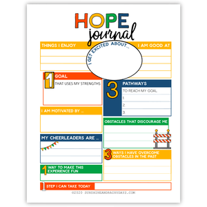 Hope Journal (PDF)