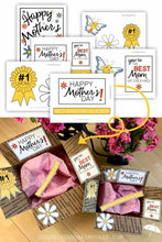 Mother's Day Care Package Box Decor (PDF)