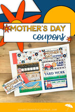 Mother's Day Coupons (PDF)