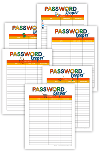 Password Keeper (PDF)