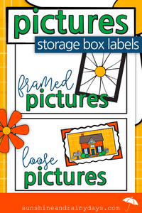 Pictures Storage Box Label (PDF)