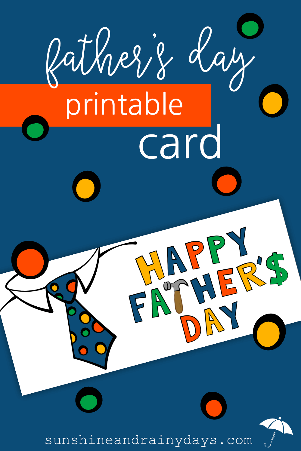 Father's Day Card (PDF)