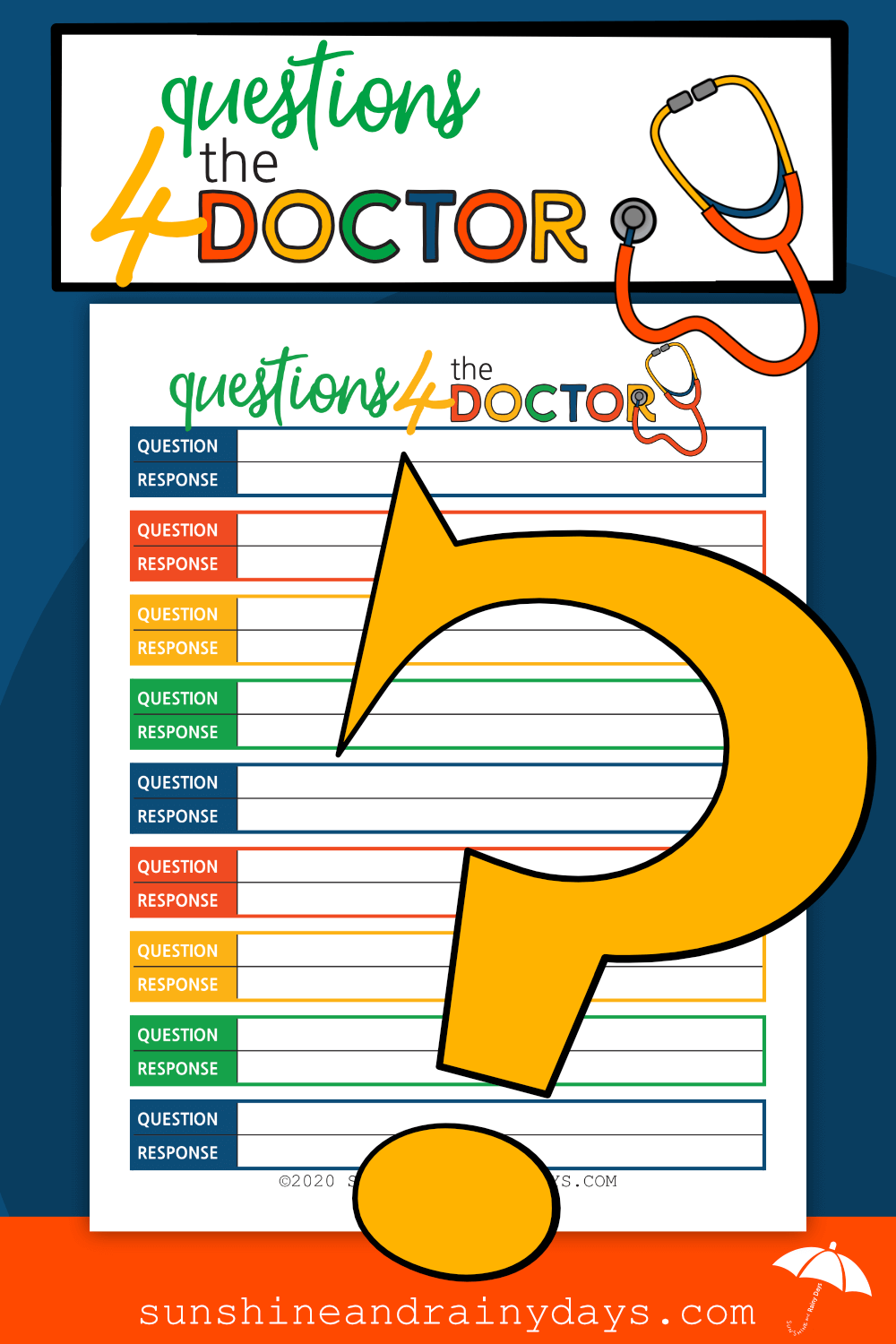 Questions For The Doctor (PDF)