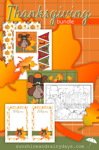 Thanksgiving Bundle (PDF)