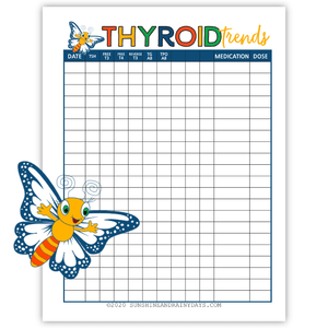 Thyroid Trends Tracker (PDF)