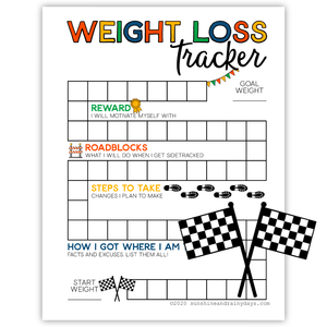 Weight Loss Tracker (PDF)