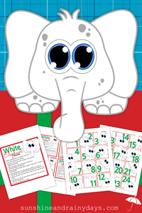 White Elephant Rules and #'s (PDF)
