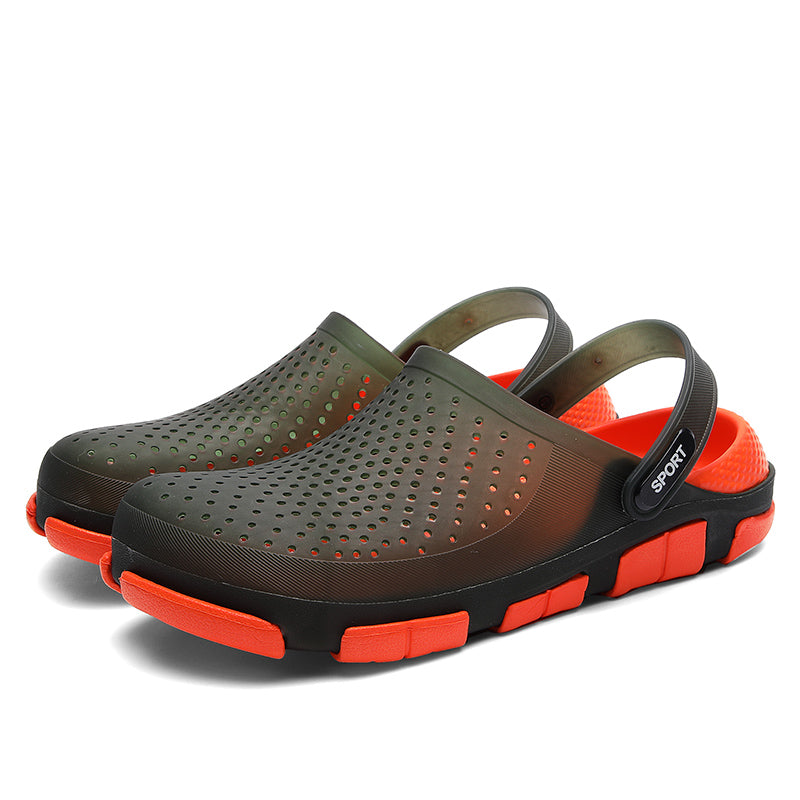 Rubber Sole Gardening Clogs
