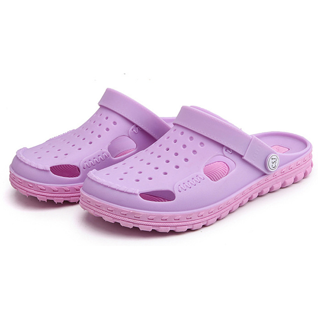 Pastel Summer Rubber Slippers