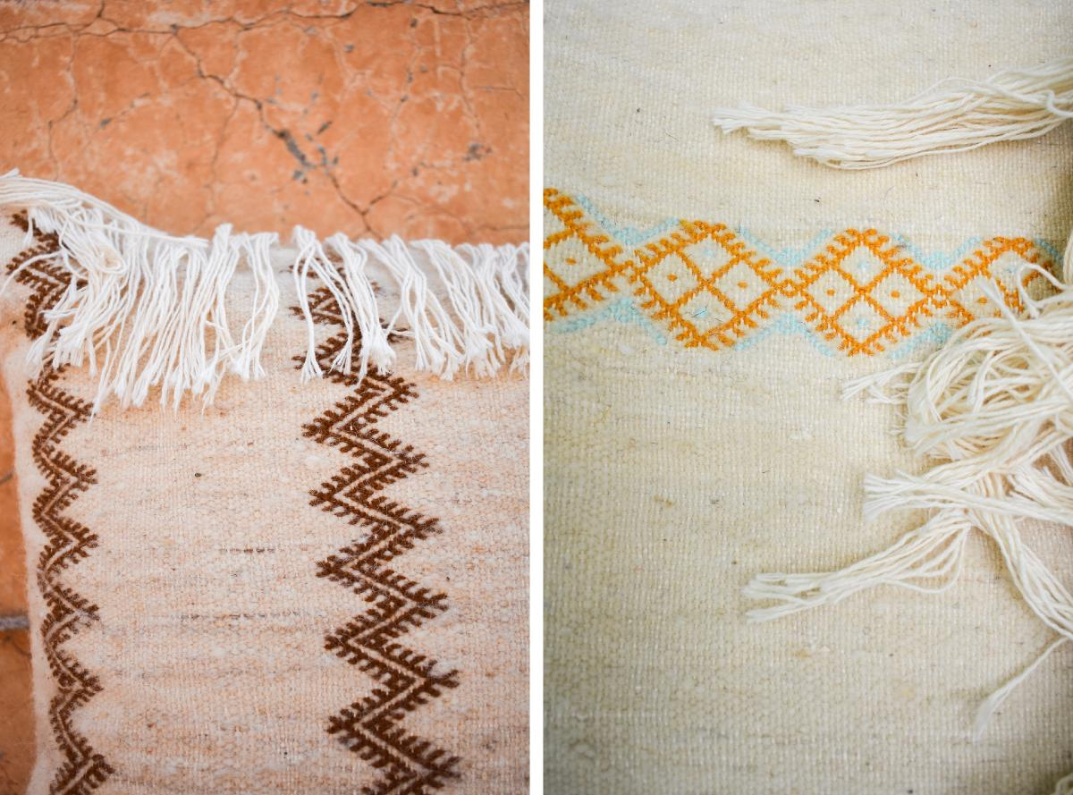 Berber Symbolism & Patterns