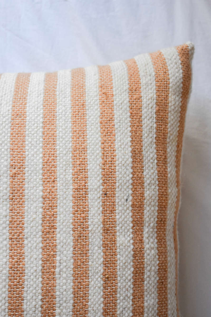 Slide View 1: Agafay Handwoven Pillow