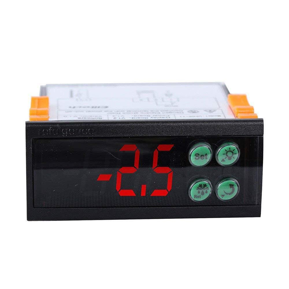 Elitech ECS-11neo 110V Digital Temperature Controller Box Recorder Centigrade Thermostat w Sensor - Elitech Technology, Inc.