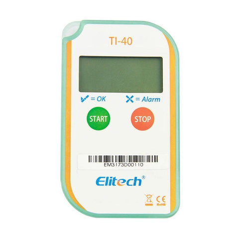 Elitech TI-40 LCD Temperature Electronic Indicator - Elitechustore