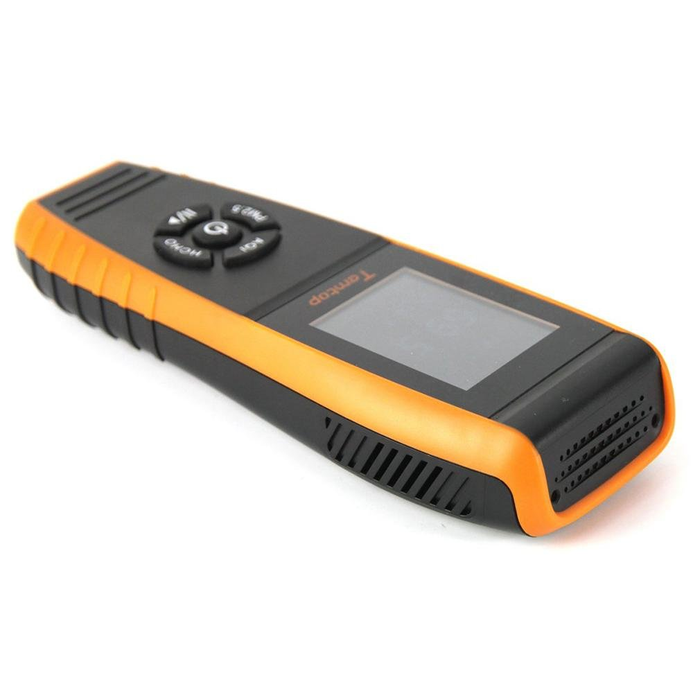Temtop LKC-1000E PM2.5 PM10 Air Quality Monitor Particles AQI Detetor - Elitech Technology, Inc.
