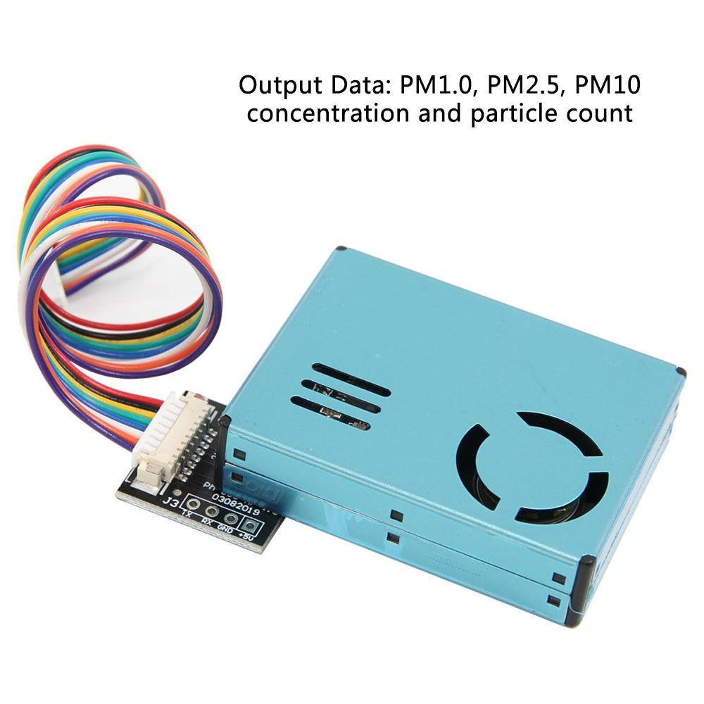 Temtop PM-900M Laser Particle Sensor for PM1.0/PM2.5/PM10 - Elitechustore
