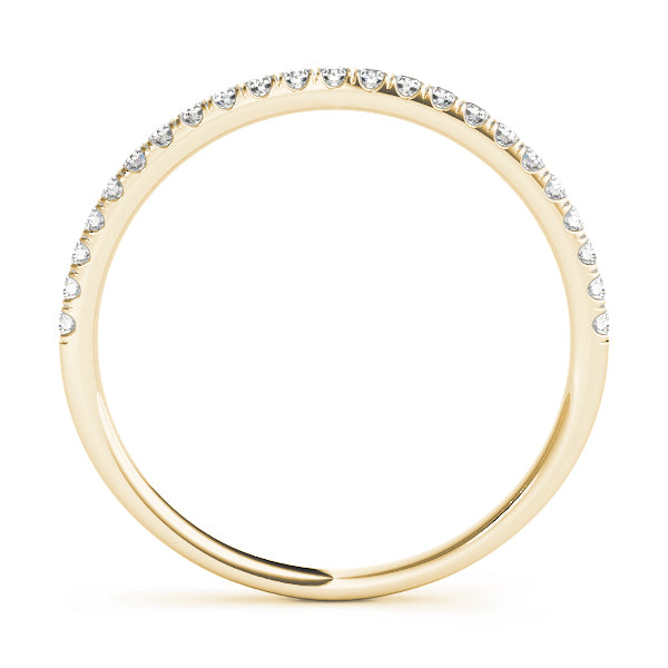 Stackable Diamond Rings 0.28ct 14kt Gold - $779 for Set of 3