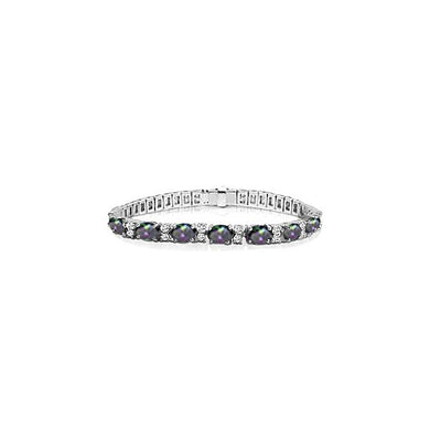 925 Sterling Silver Caymanique Bracelet, cttw